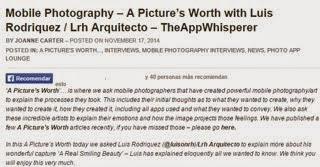 "Featured by TheAppWhisperer. ""A Picture´s Worth"""