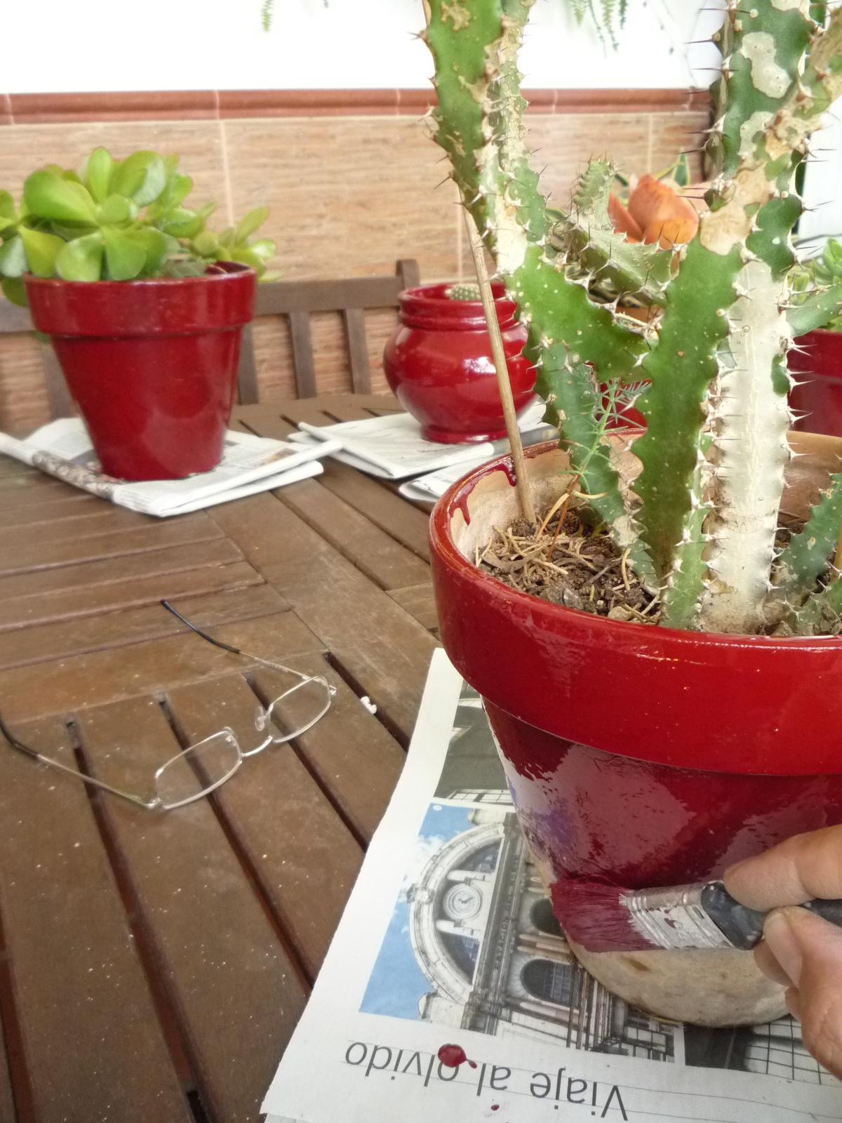 El jardinero tranquilo 47 rojo ingl s for Jardinero en ingles
