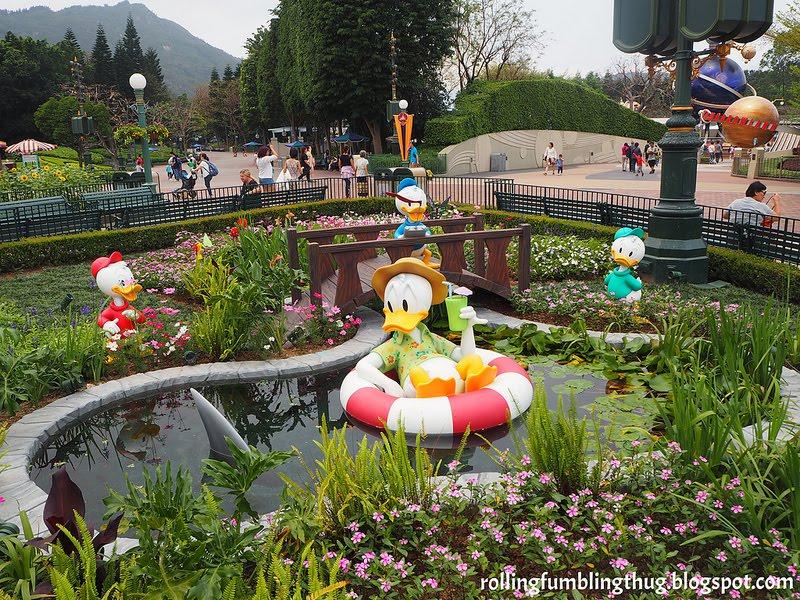 HK Disneyland Eggstravaganza 2016