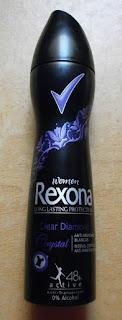 Bote de desodorante Rexona de indiscutible forma falica