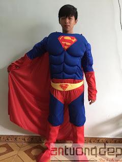 may bán trang phục siêu nhân