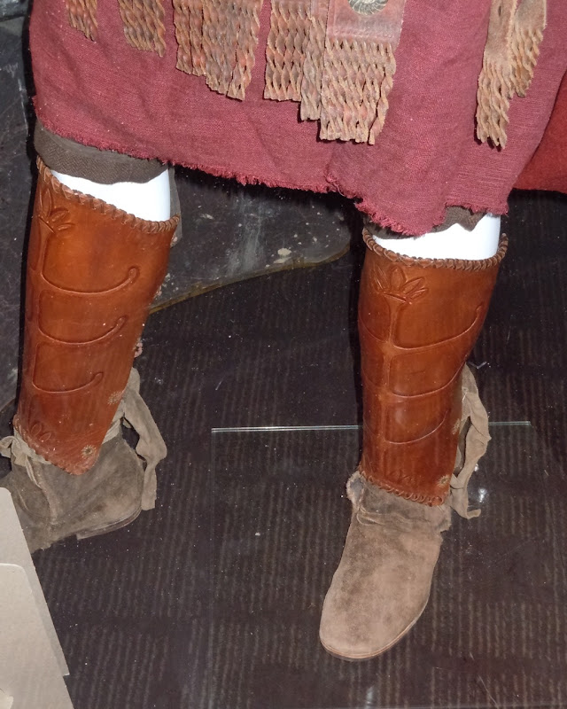 The Eagle Roman centurion boots