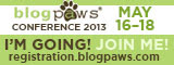 Going to Blog Paws