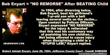 Enyart's Jefferson County CHILD ABUSE 1994-1999