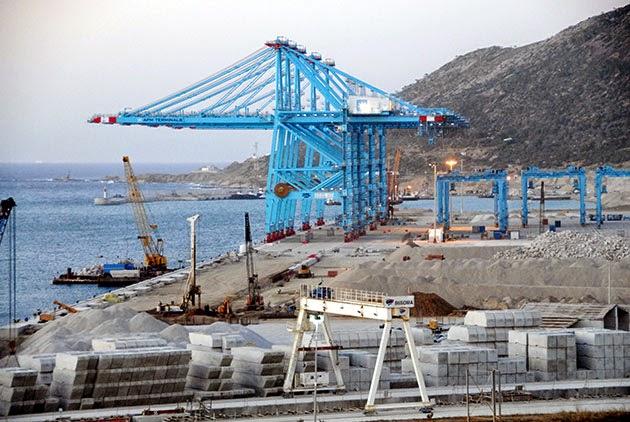 Connectivité maritime. Le Maroc à la 16 ème place mondiale.