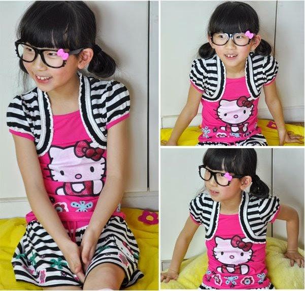 Gambar Cewek Hello Kitty Cantik Imut dan Lucu Terbaru