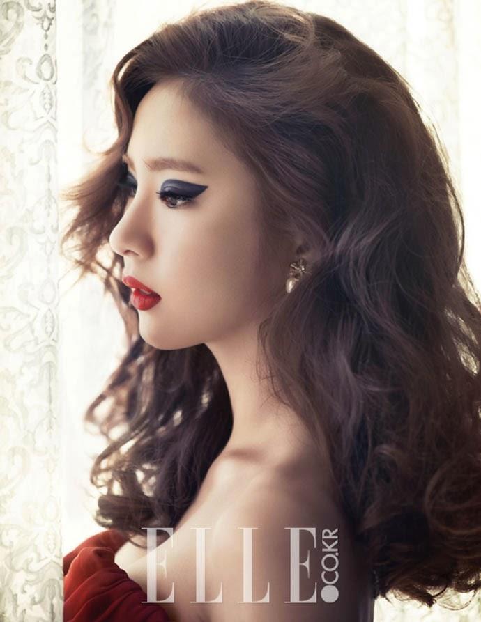 Shin Se Kyung - Elle Magazine January Issue 2014