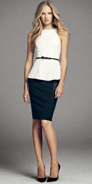 I love Fresh Fashion: 50 Amazing Women's Business Fashion ... Business Casual Fashion 2014 For Women
