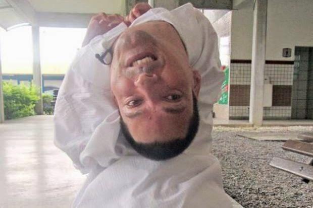 Subhanallah Ini kisah Claudio Vieira de Oliveira yang memiliki kecacatan luar biasa dan ekstrem