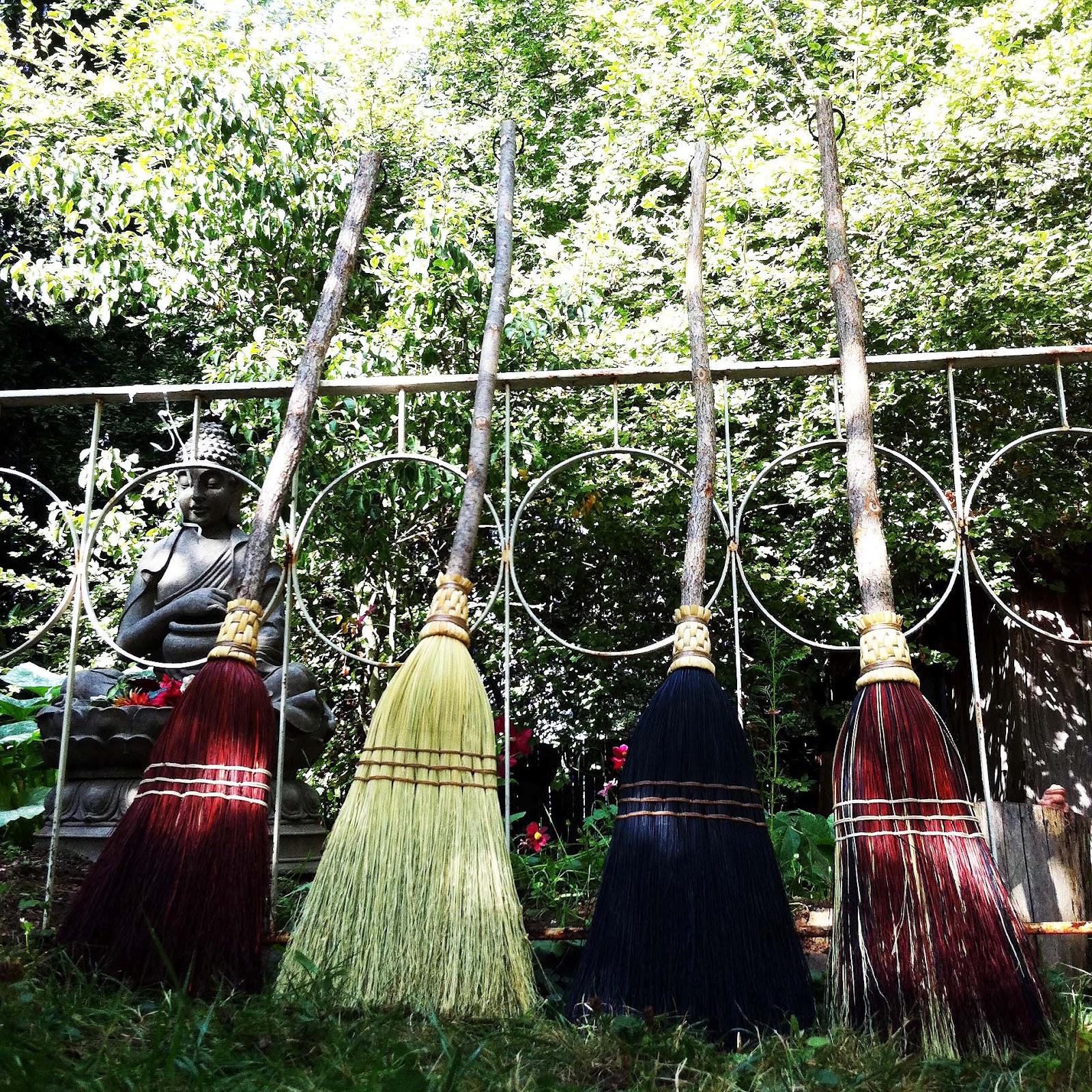 wedding brooms and handfasting besoms wedding brooms Wedding Brooms and Handfasting Besoms