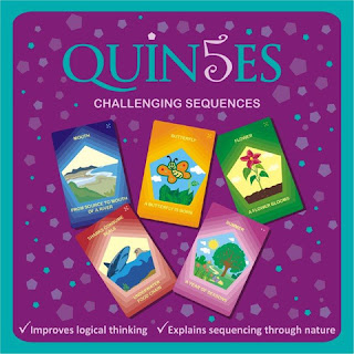 Games: Quinses by CQKids (4+ years)
