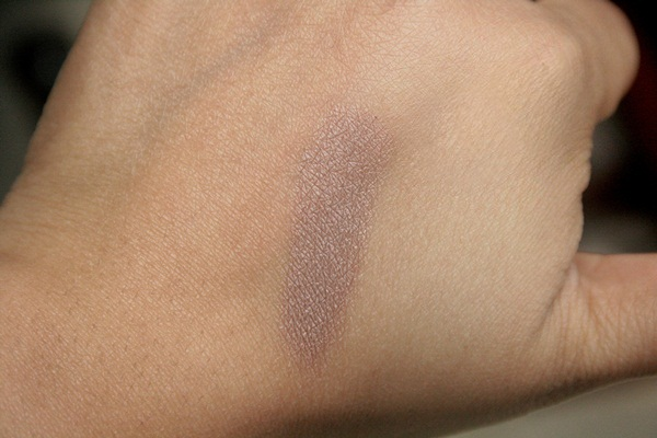MAC Groundwork Paint Pot Swatch