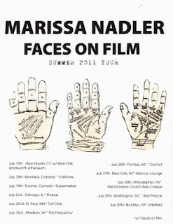 Marissa Nadler: Boston Dream-Folk Artist  Kicks Off July Headlining Tour // Shows at Mercury Lounge and Littlefield