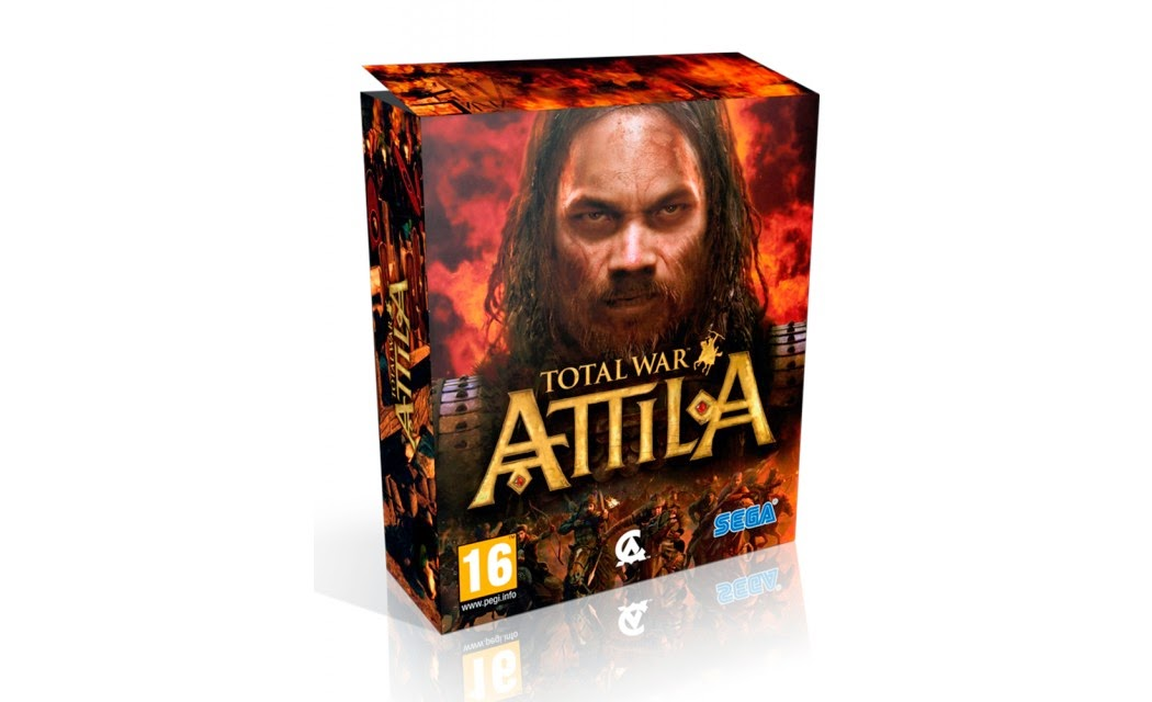 Total War Attila With Viking Culture Pack DLC STEAM GLOBAL CD KEY Free Region