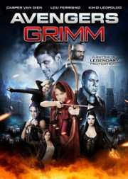 Filme Avengers Grimm