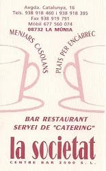 Restaurant La Societat