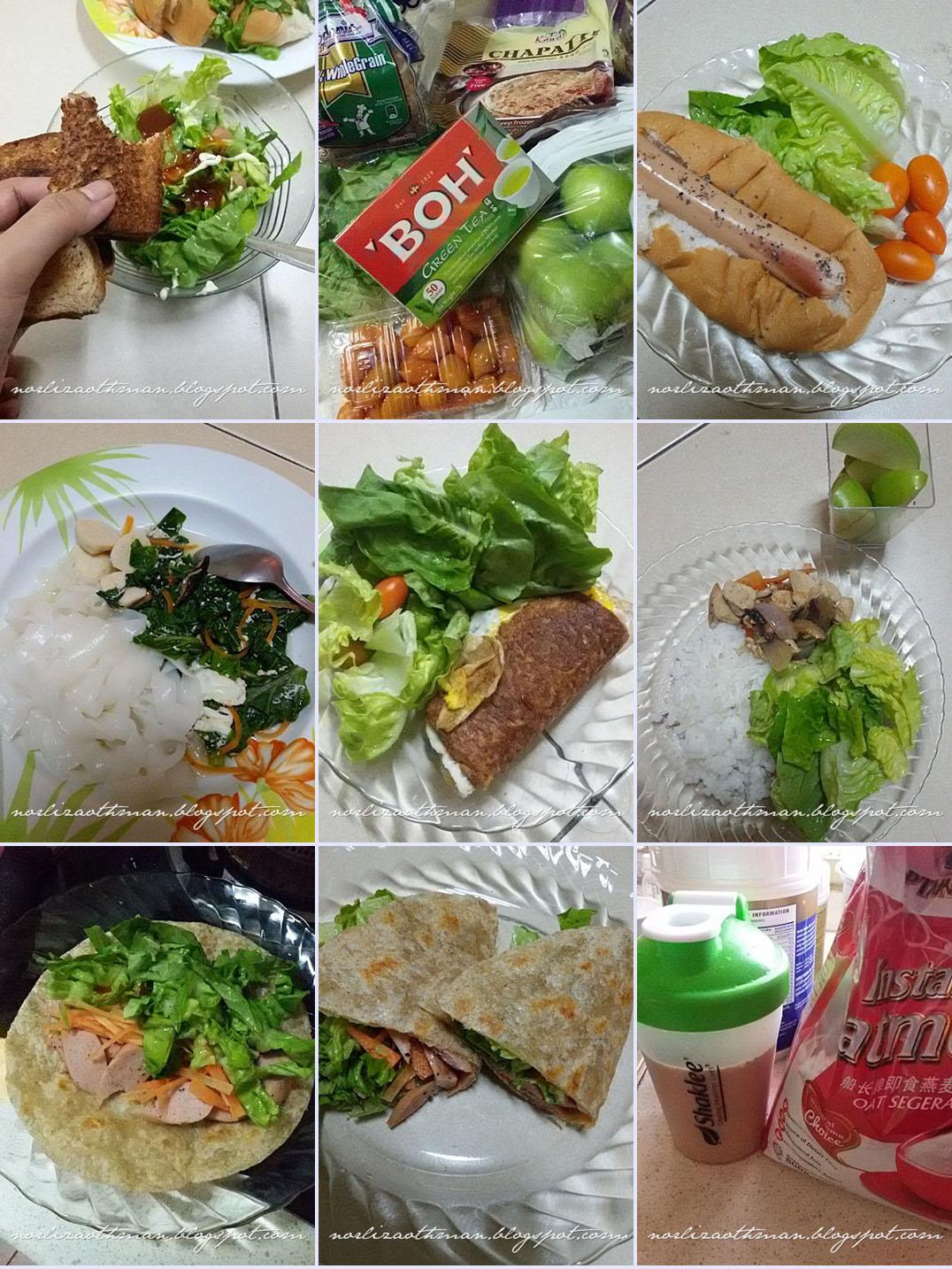 4 Pola Makan Untuk Cepat Langsing Dalam Seminggu