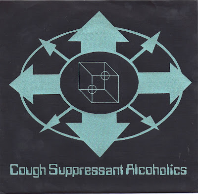 Cough Suppressant Alcoholics - Metal Is Not Dead - The Tab At The Liquor Store Is Evergrowing - Cunt Suppository Aeronautics