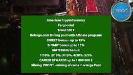 Affiliate program cryptocurrency FargoCoin