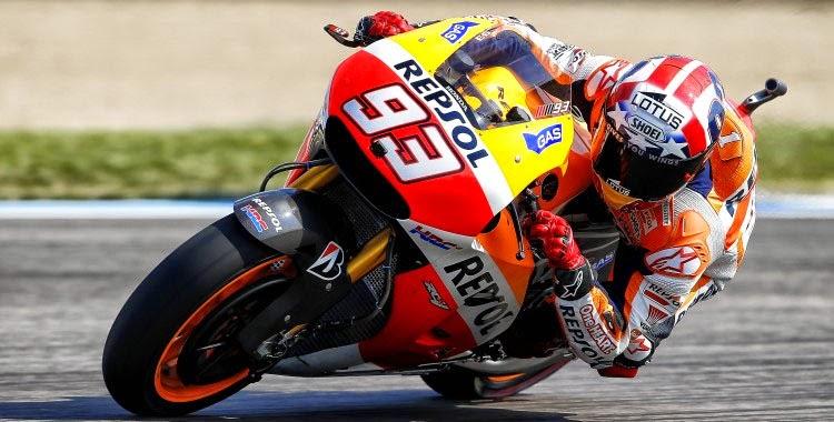 Legenda Honda Sebut Marc Marquez Melaju Tanpa Batasan