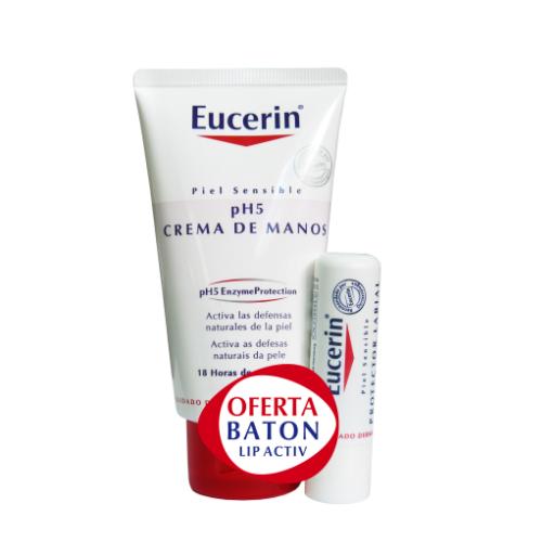 http://skin.pt/bloggers-choice/eucerin-ph5-creme-de-m-os-pack-lip-active-75ml-4-9gr?acc=9cfdf10e8fc047a44b08ed031e1f0ed1