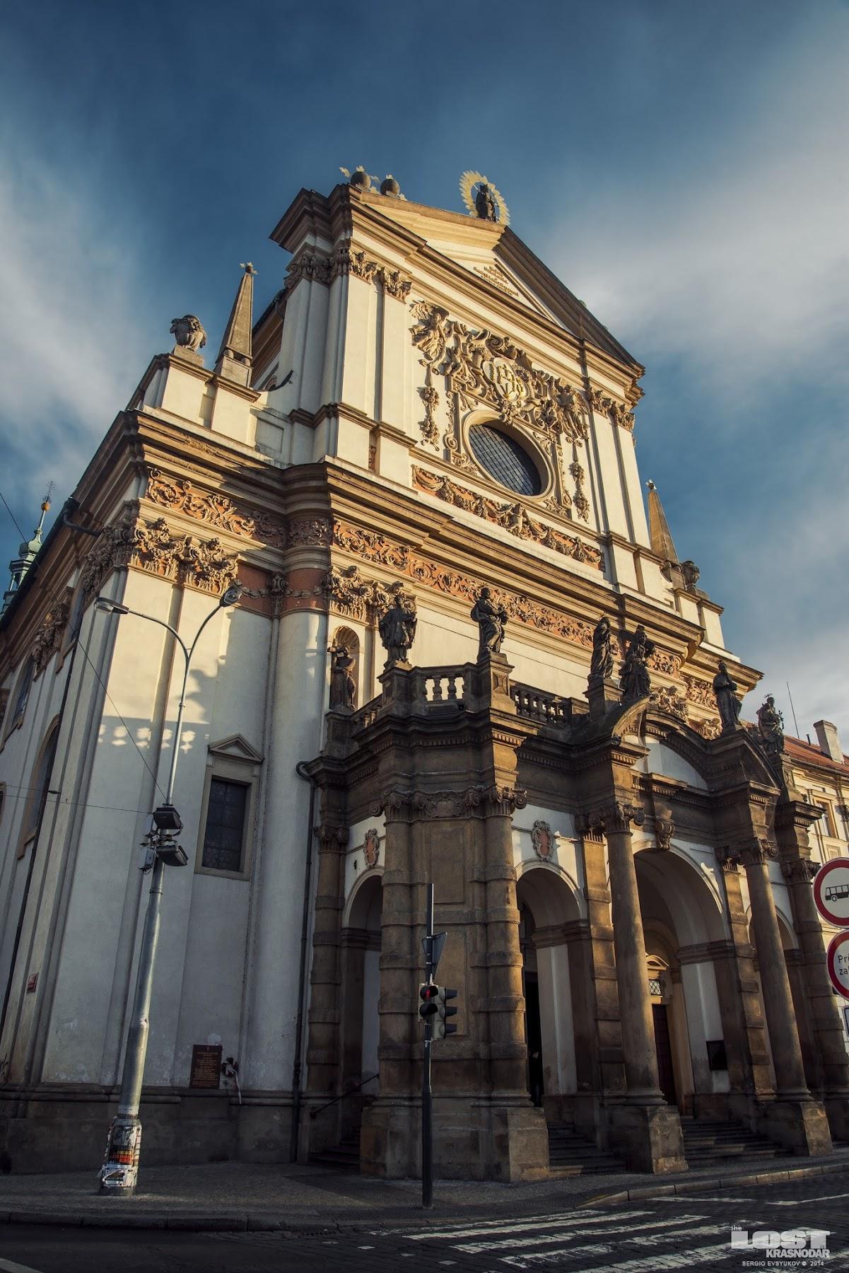 Kostel svatého Ignáce
