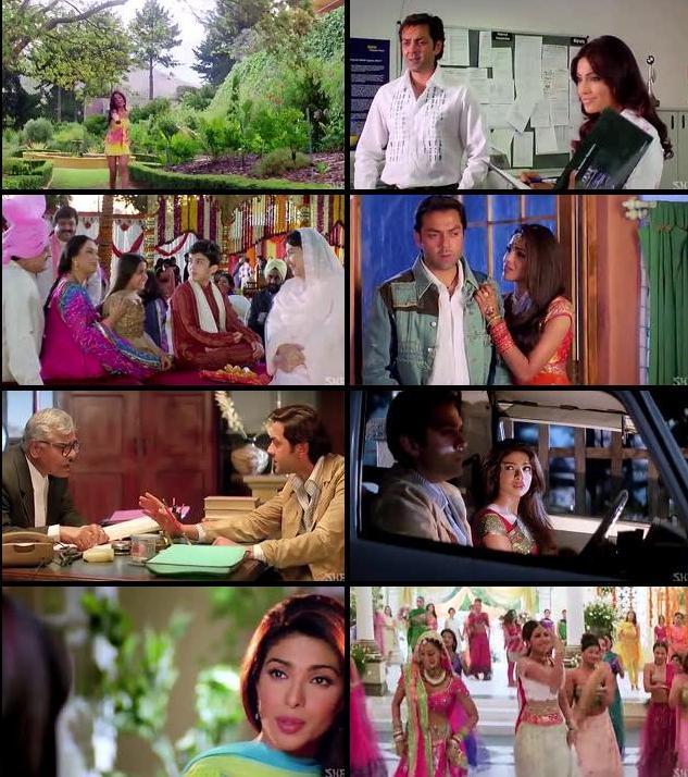 Barsaat 2005 Hindi 480p HDRip 350mb
