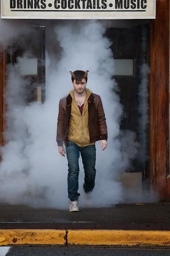 Daniel Radcliffe em Horns (O Pacto)