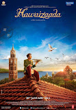 Ayushmann Khurrana dreaming with his airplane in Hawaizaada movie poster
