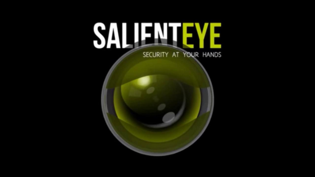 """تطبيق """"salient eye"""" يحول هاتفك لجهاز مراقبة"""