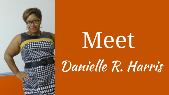Danielle R Harris, Marketing, social media, marketing professional