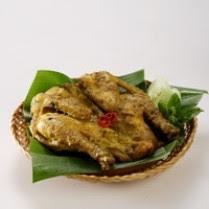 Resep Ayam Panggang Khas Riau