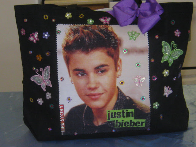 Bag Justin Bieber1