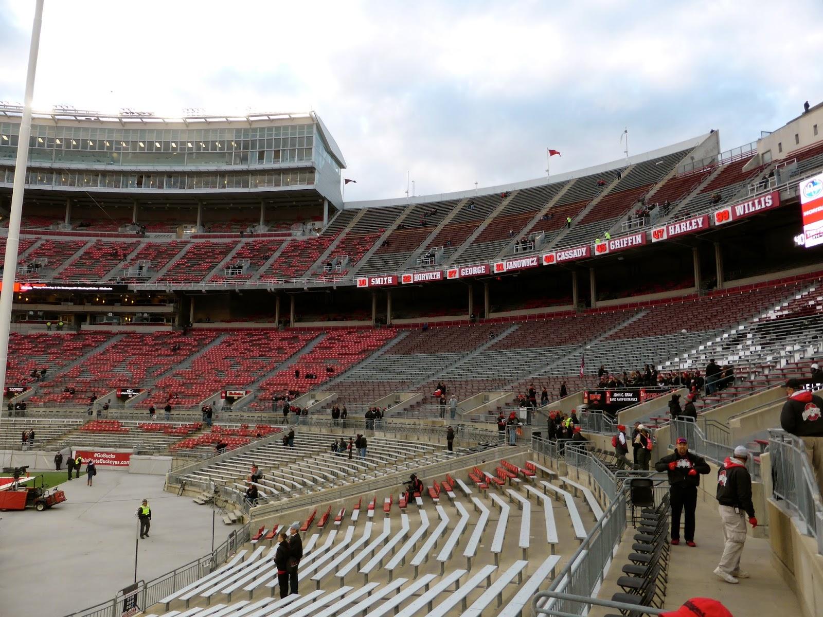 Sports Road Trips Penn State Nittany Lions 10 At Ohio Buckeyes 38 NCAA Football Big Ten