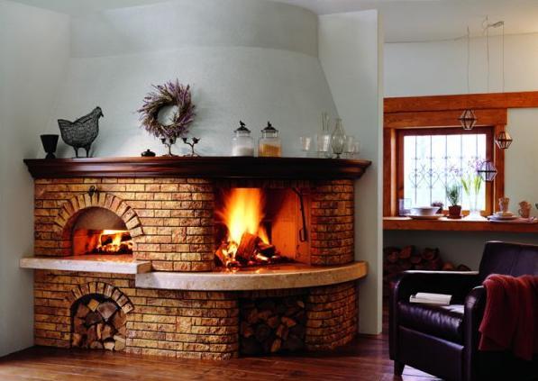 Fotos de chimeneas revestimientos para chimeneas chimeneas - Revestimientos de chimeneas rusticas ...