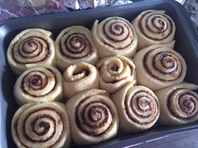 Scrumptiously Fit Food: Cinnamon Buns Just Like Cinnabon ...