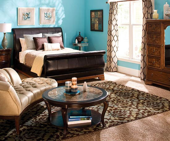Ideas For Bedrooms Cindy Crawford Home Astoria Bedroom