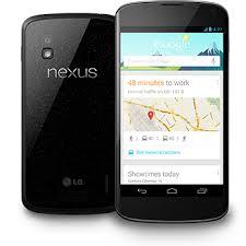 Nexus 4 rebajado 100€. Mejorando lo que ya era bueno, nueva nexus 7, crear cuenta wallet