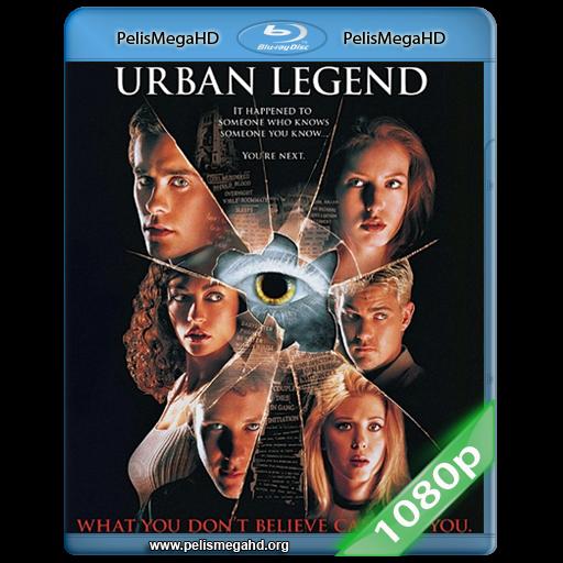 LEYENDA URBANA (2014) FULL 1080P HD MKV ESPAÑOL LATINO