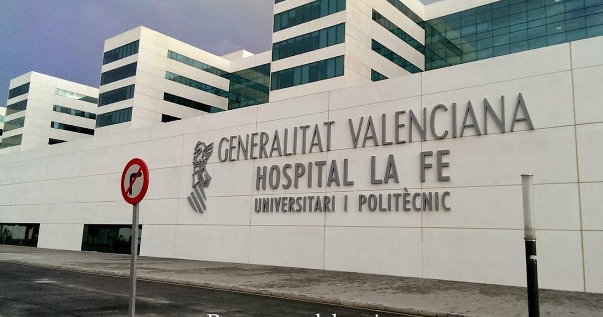 Nombramientos listado de las nuevas jefaturas de - Hospital nueva fe valencia ...