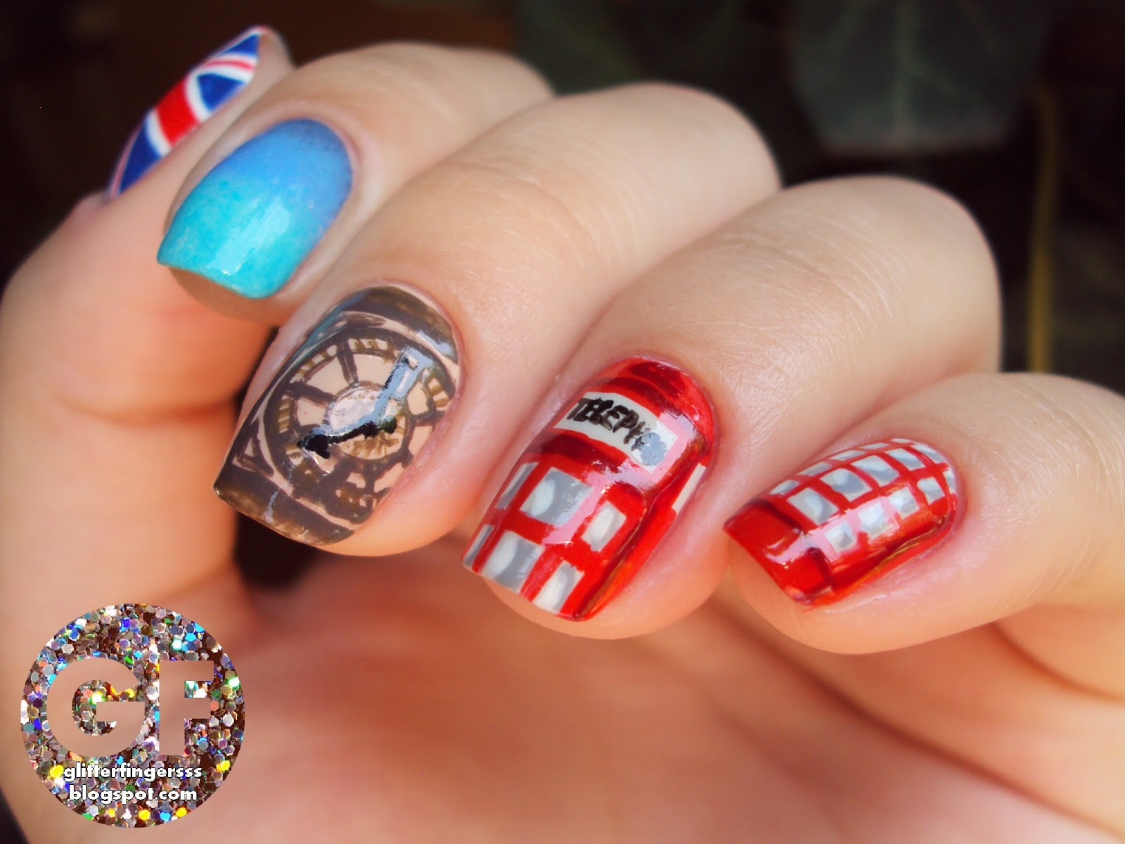 Nail Art London Best Nail Designs 2018