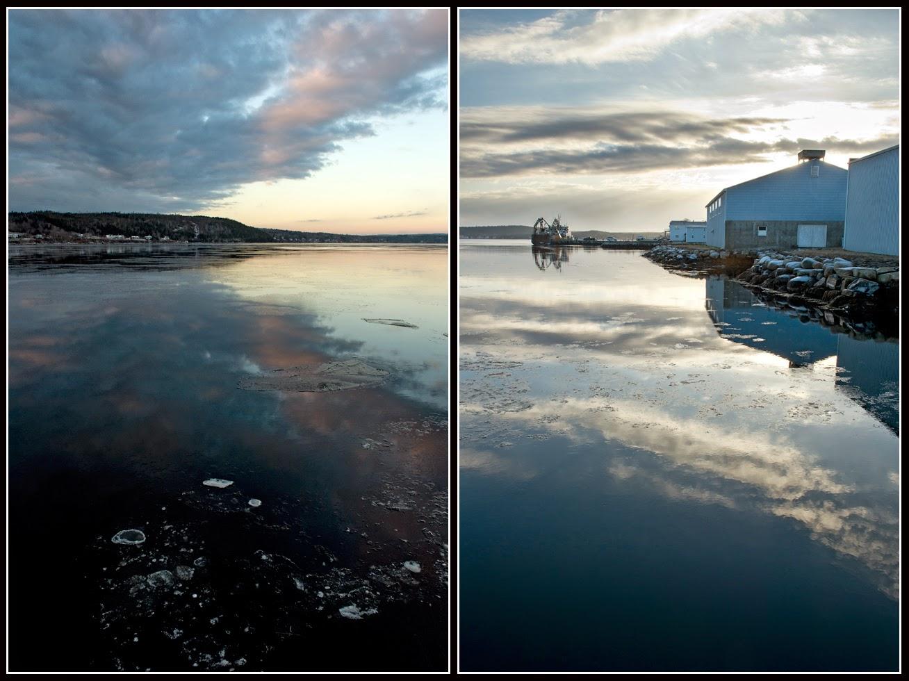 Nova Scotia; LaHave River; Ferry