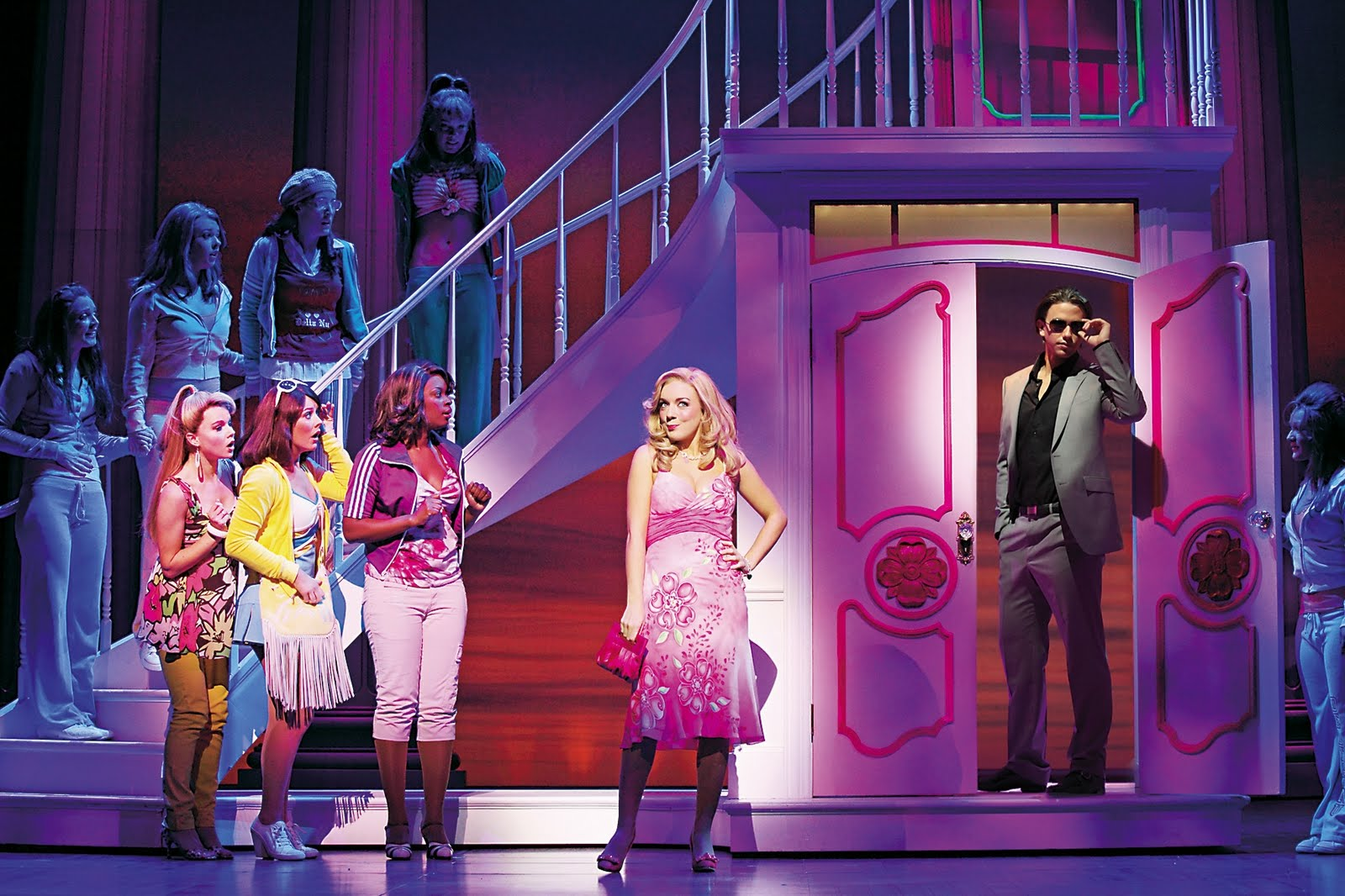 West End Frame Goodbye Legally Blonde Going Out On A