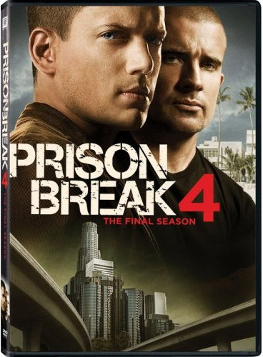 Prison Break Temporada 4 Completa Español Latino