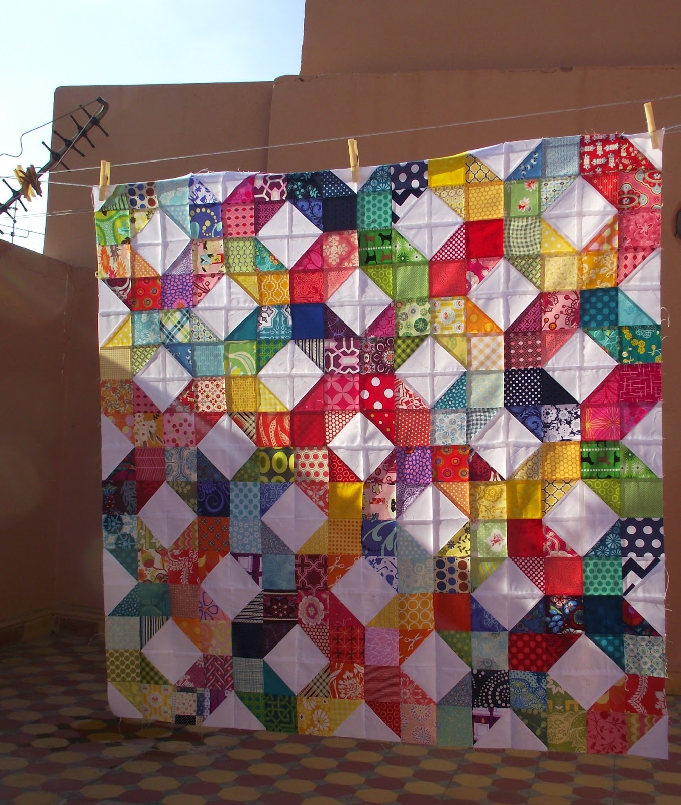 quilt 2 on pinterest quilt patterns star quilts and quilting. Black Bedroom Furniture Sets. Home Design Ideas