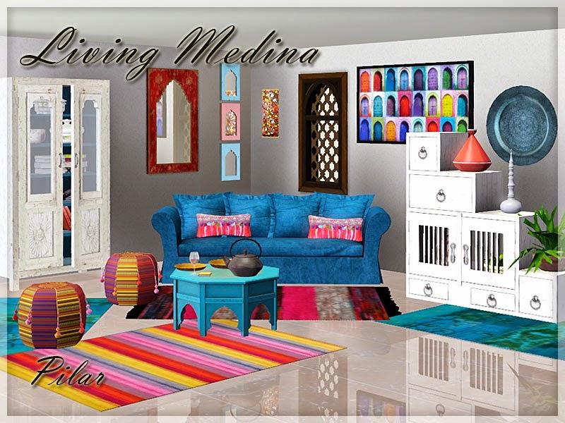 27-06-214  Living Medina