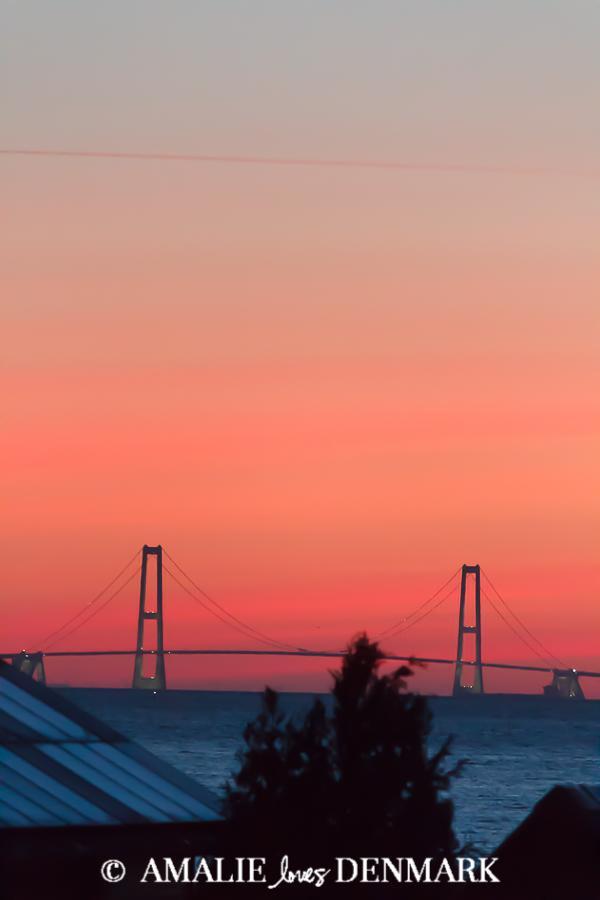 Amalie loves Denmark - Ferienhausurlaub auf Fünen, Sonnenaufgang