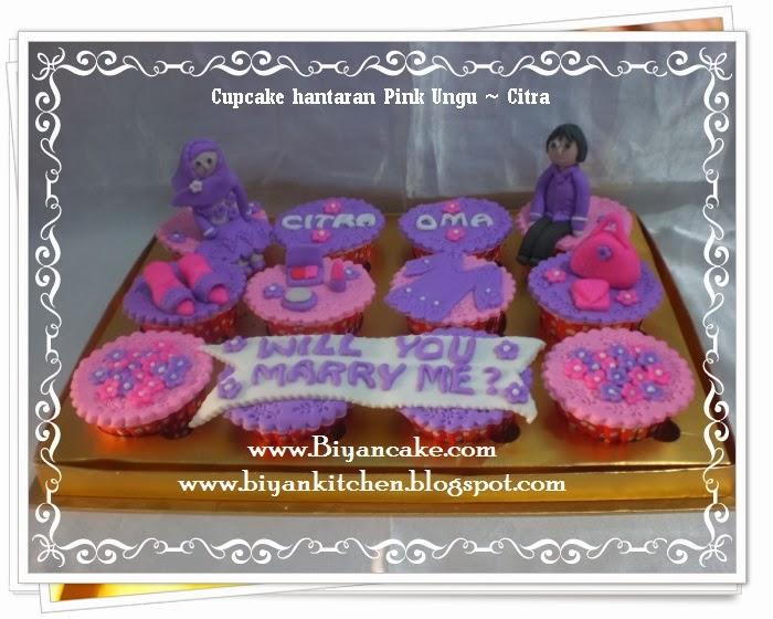 cupcake hantaran