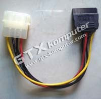 Kabel Power SATA - Image by www.gtx-komputer.com