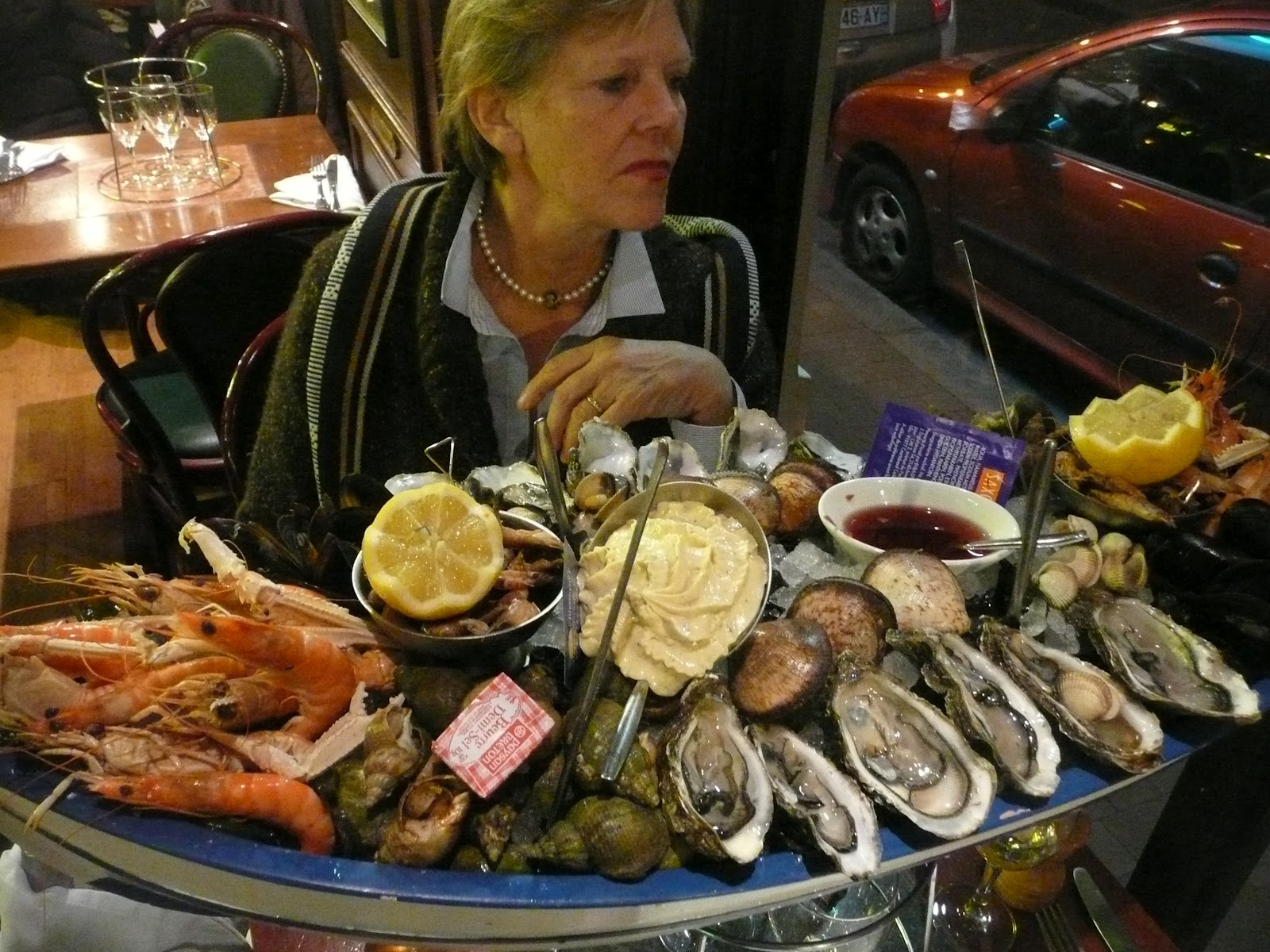Bordeaux Restaurant Fruit De Mer